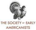The Society of Early Americanists logo