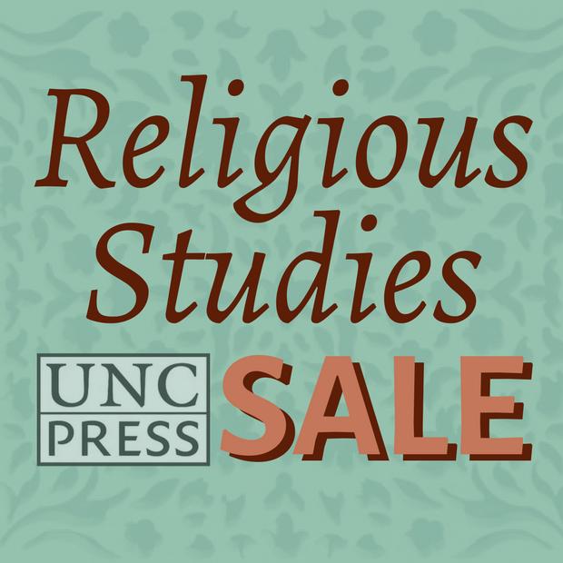 UNC Press Religious Studies Sale