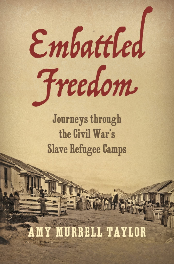 Embattled Freedom by Amy Murrell Taylor