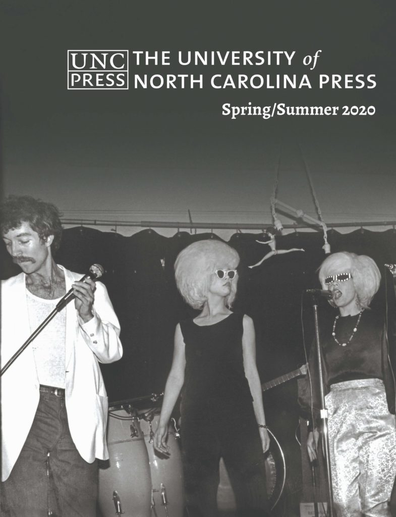 UNC Press Spring 2020 Seasonal Catalog