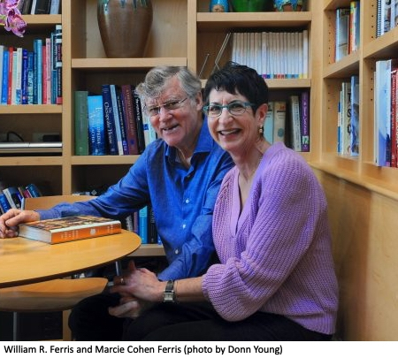 William R. Ferris and Marcie Cohen Ferris (photo by Donn Young)