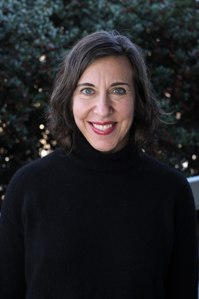 Debbie Gershenowitz (photo by Clay Farr)